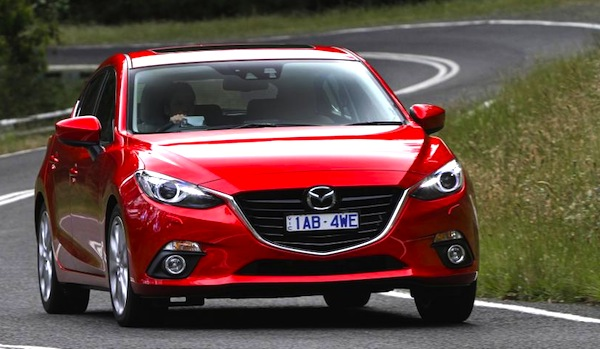 Mazda3 Australia January 2014. Picture courtesy of caradvice.com.au