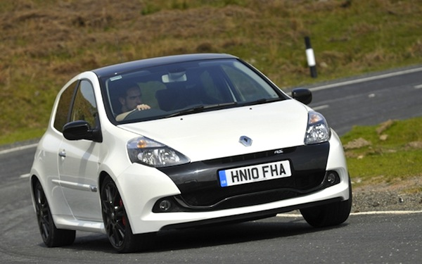 Renault Clio RenaultSport used UK