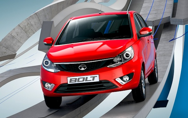 Tata Bolt India January 2014