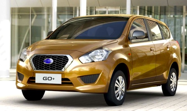Datsun Go+ Indonesia February 2014