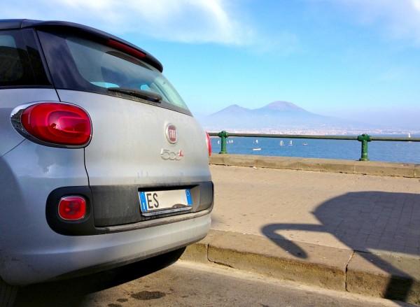 Fiat 500L Napoli March 2014b