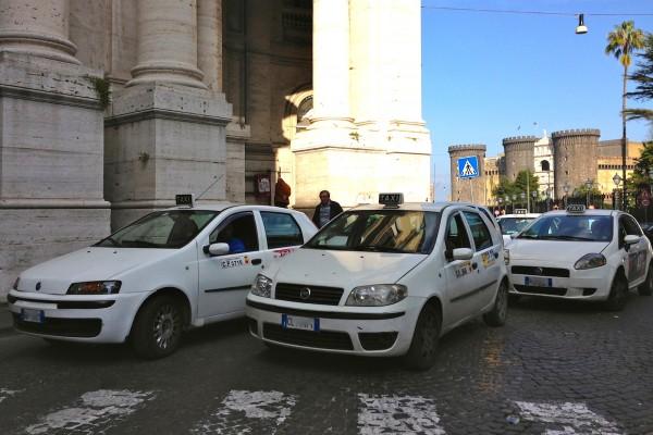 Fiat Punto Napoli March 2014