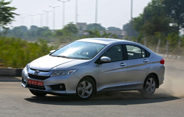 Honda City Pakistan February 2014. Picture courtesy of zigwheels.com