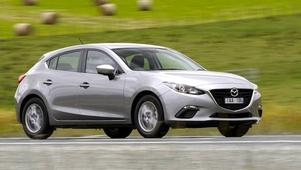Mazda3 Australia February 2014. Picture courtesy of caradvice.com.au