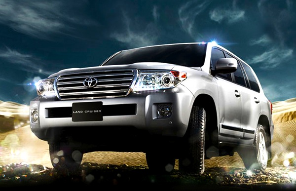 Toyota Land Cruiser Bahrain January 2014