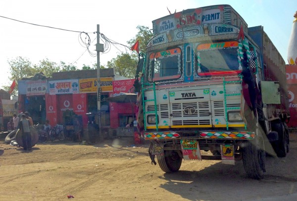 4. Tata Truck
