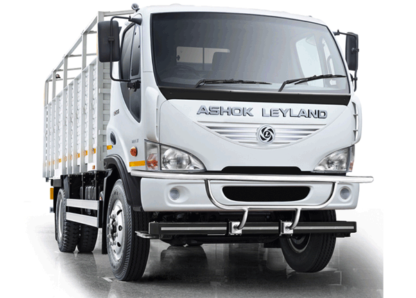 Ashok Leyland Boss India February 2014