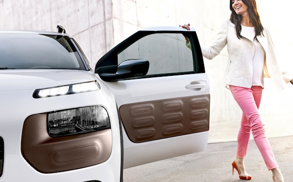 Citroen C4 Cactus France March 2014. Picture courtesy of automobile-magazine.fr