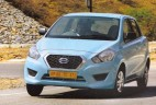 Datsun Go India March 2014 for . Picture courtesy of What Car India