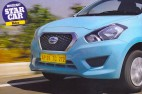 Datsun Go India March 2014. Picture courtesy of What Car? India copy