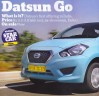 Datsun Go India March 2014. Picture courtesy of What Car? India