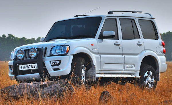 Mahindra Scorpio India March 2014