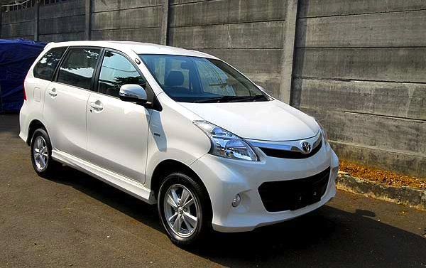 Toyota Avanza Indonesia March 2014. Picture courtesy of autobild.co.id