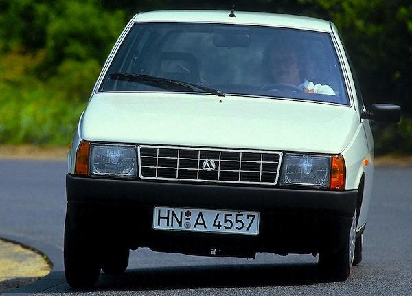 1985 Autobianchi Y10