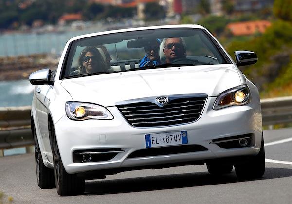 2012 Lancia Flavia