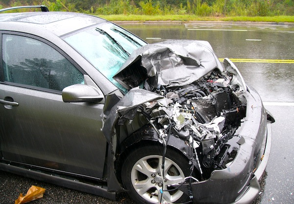 Car accident. Picture courtesy of Wikipedia