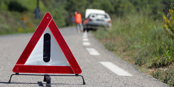 Car breakdown. Picture courtesy of drive-c2x.eu