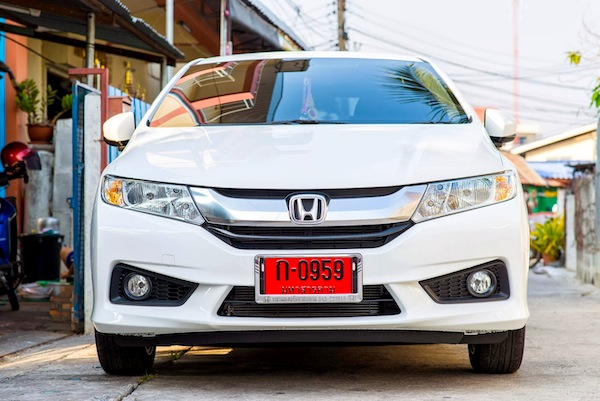 Honda City Thailand April 2014. Picture courtesy of hondacitythai.com