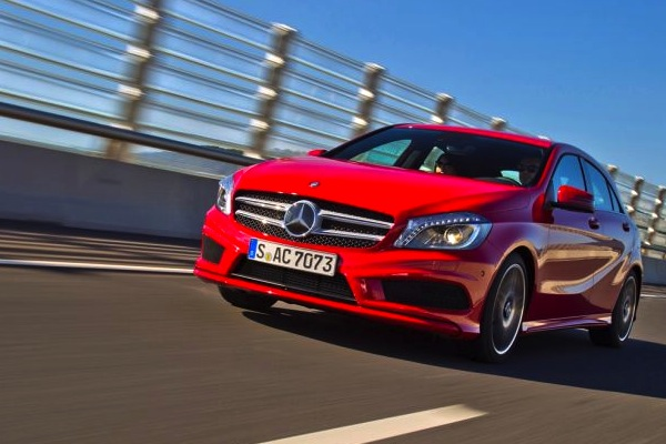 Mercedes A Class World April 2014