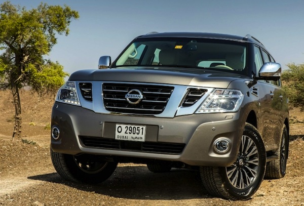 Nissan Patrol Qatar 2014. Picture courtesy of suvcar.ru
