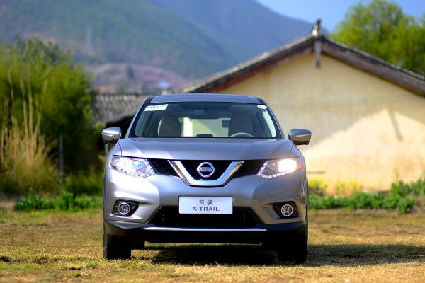 Nissan X-Trail China April 2014. Picture courtesy of Autohome.com.cn