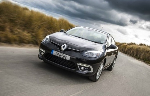 Renault Fluence Turkey April 2014. Picture courtesy of syl.ru