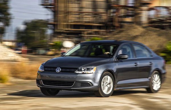 VW Jetta Mexico April 2014. Picture courtesy of motortrend.com