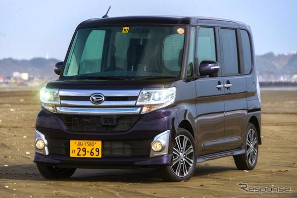 Japan Kei Cars May 2014 Daihatsu Tanto Suzuki Wagon R Best