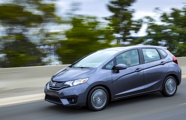 Honda Jazz Singapore November 2014. Picture courtesy of motortrend.com