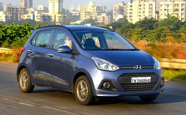 Hyundai Grand i10 Mexico May 2014. Picture courtesy of autocarindia.com
