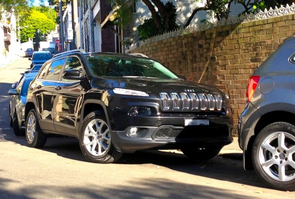 Jeep Cherokee Sydney June 2014