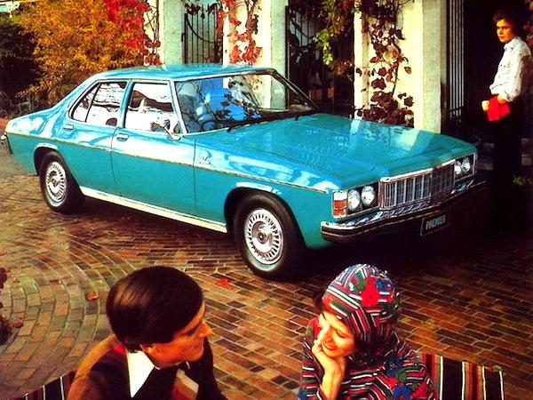 Holden Premier Australia 1978