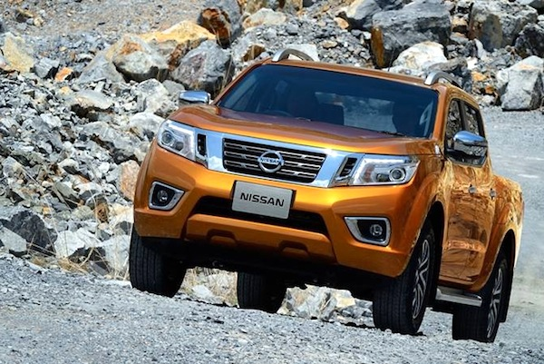 Nissan Navara New Caledonia June 2014