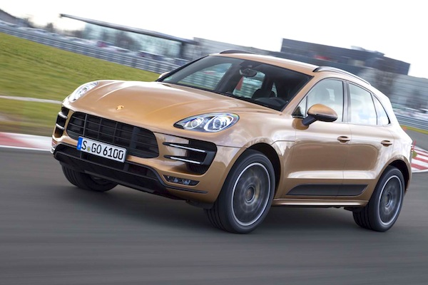 Porsche Macan Canada June 2014. Picture courtesy of motortrend.com