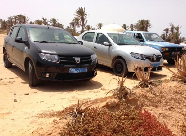 3. Dacia Sandero Djerba July 2014