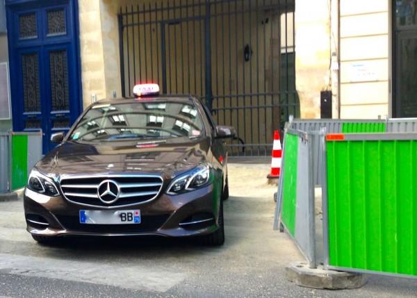 3. Mercedes E Class France August 2014