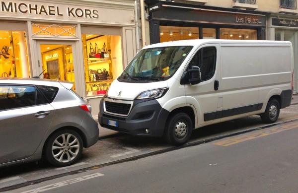 4. Peugeot Boxer France August 2014