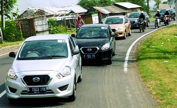 Datsun Go+ Indonesia July 2014. Courtesy otomotif