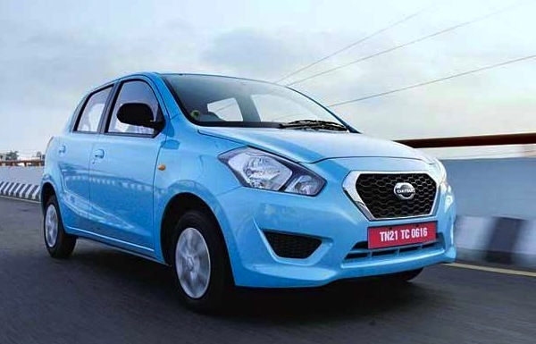 Datsun Go India July 2014. Picture courtesy of livemint.com
