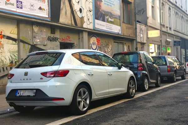 1. Seat Leon Germany August 2014