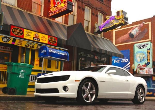2. Chevrolet Camaro Memphis