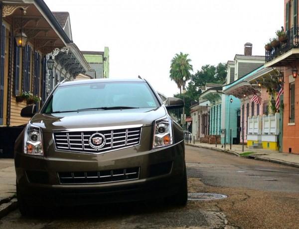 21. Cadillac SRX NOLA