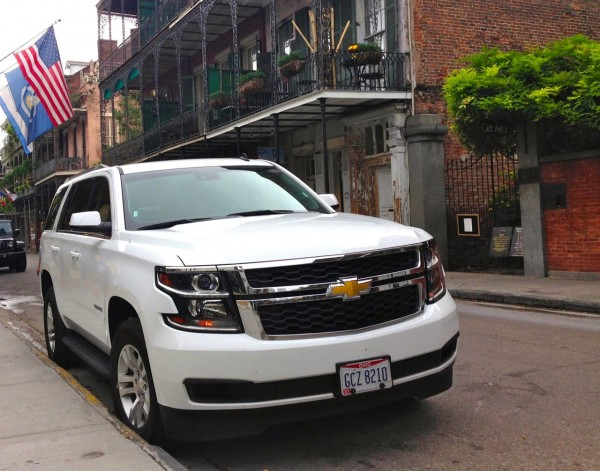 23. Chevrolet Suburban NOLA