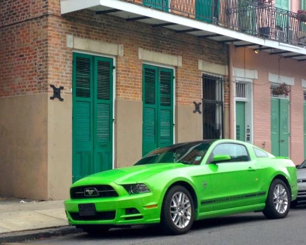 28. Ford Mustang NOLA