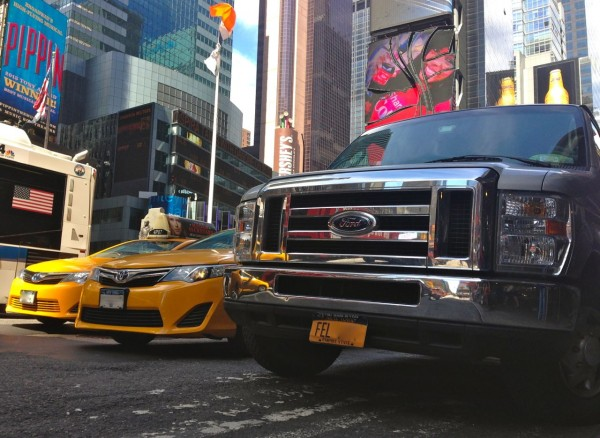 3. Ford E-Series New York 1
