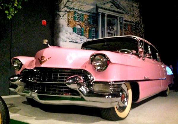 5. 1955 Cadillac Fleetwood