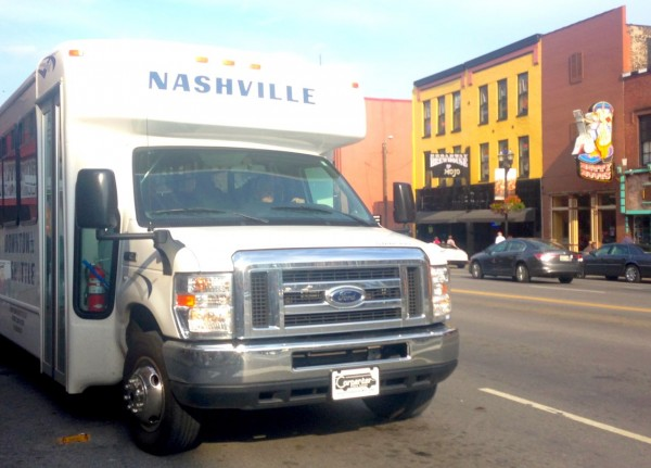 6. Ford E-Series Nashville