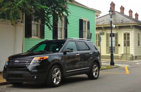 8. Ford Explorer NOLA