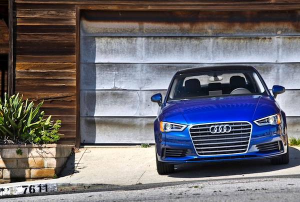 Audi A3 USA August 2014. Picture courtesy of motortrend.com