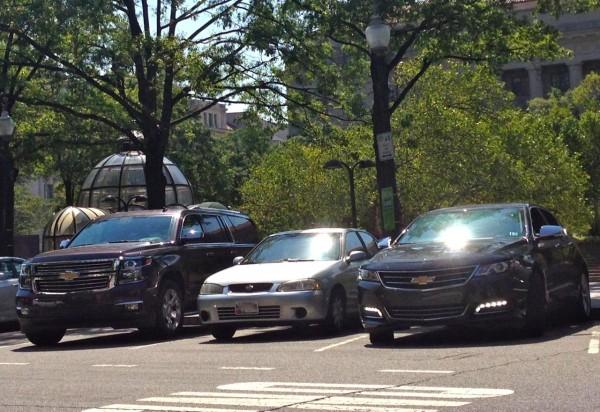 Chevrolet Suburban Impala Washington